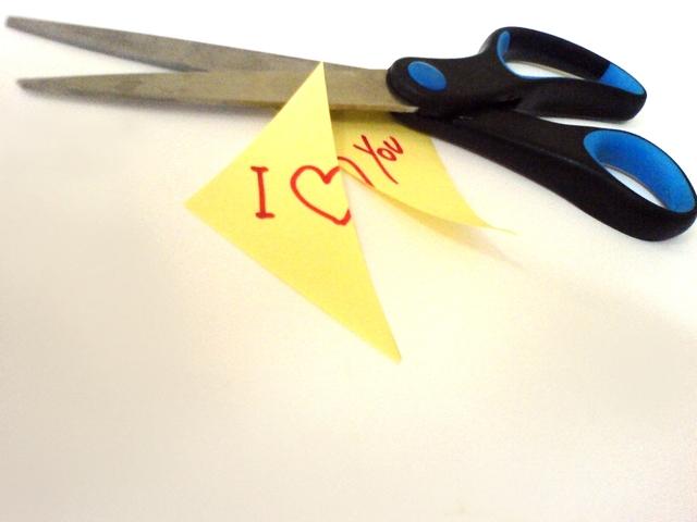 La separazione e il divorzio